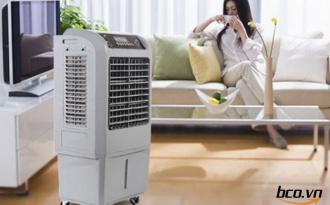 Hiệu quả của quạt điều hòa không khí như thế nào?